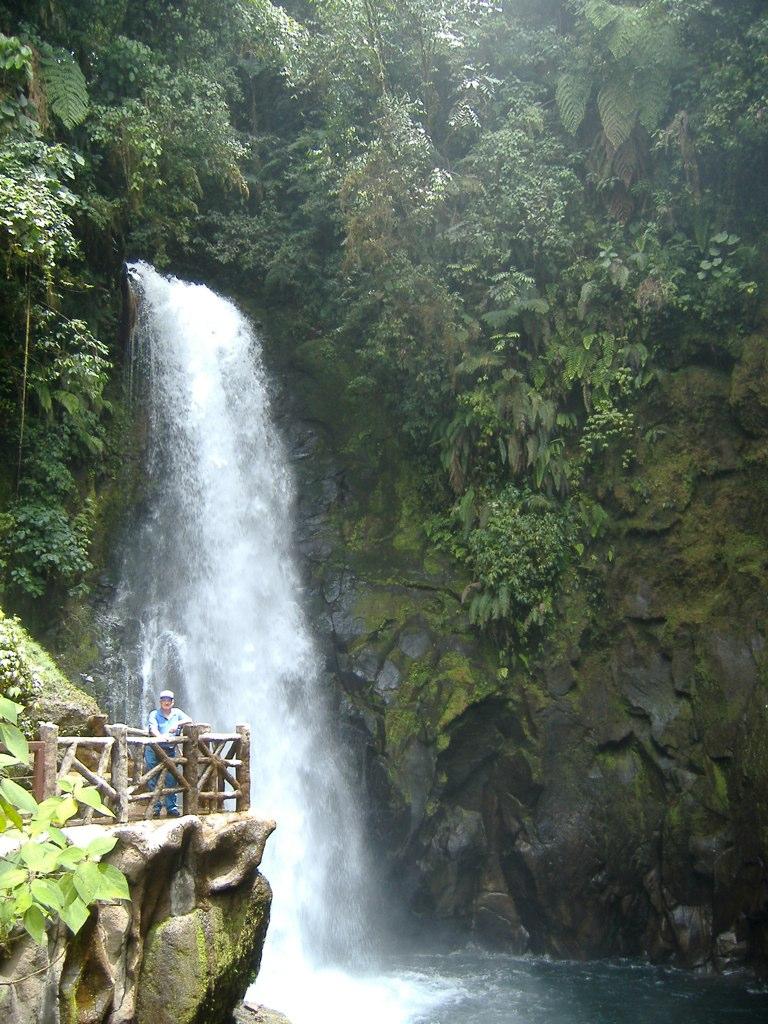Les jardins de la Paz Waterfall Gardens - Costa Rica