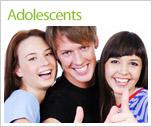 Camps d'été pour les adolescents