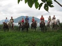 Équitation - Costa Rica