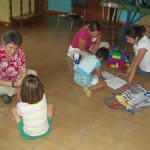 Aide humanitaire au Costa Rica pour les professeurs