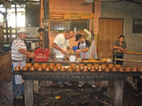 Los Trapiches (Fabrique de canne à sucre) - Costa Rica