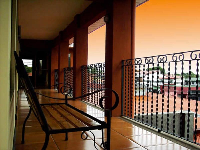 Couché de soleil au Costa Rica