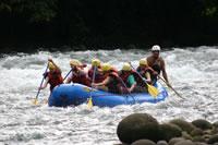 Rafting - Costa Rica