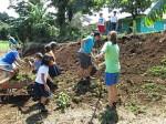 Aide Humanitaire dans une école, Costa Rica