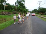 Aide humanitaire Costa Rica
