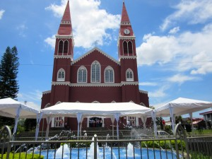 Eglise Grecia Costa Rica
