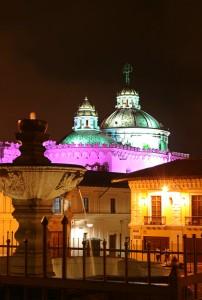 Centre Historique de Quito en Équateur
