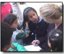 aide humanitaire - volontariat en Equateur