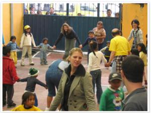 Volontariat social a Manta en Equateur