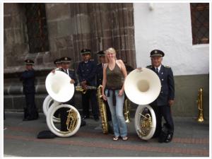 séjour culturel espagnol à Quito