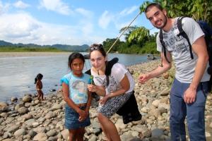 Immersion espagnole, Amazonie Equateur