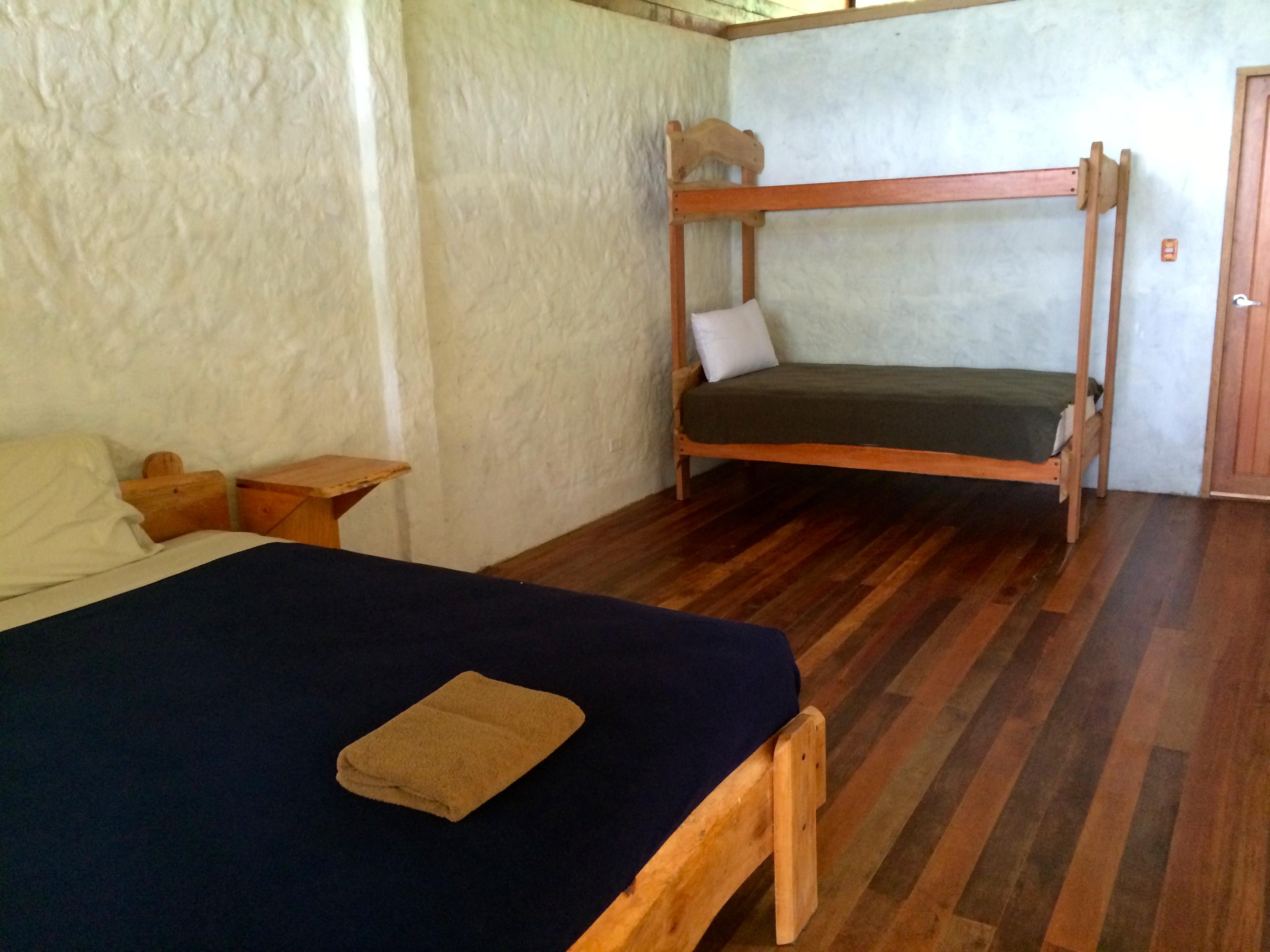 Hébergement dans l'Amazonie en Équateur