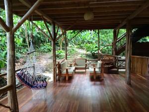 Hébergement Amazonie