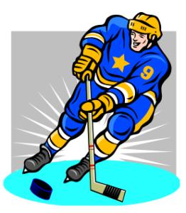 Camps d'hockey et anglais
