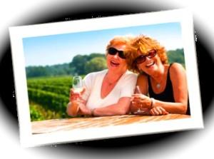 Cours d'anglais et dégustation de vin à Kelowna