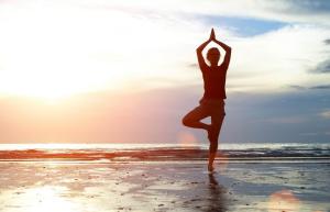 Yoga et espagnol Manta