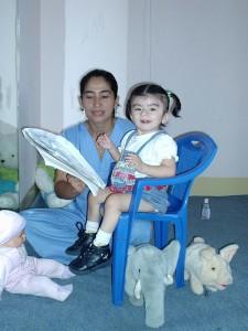 Espagnol et bénévolat social à Manta en Equateur