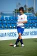 Camp de soccer -Espagne