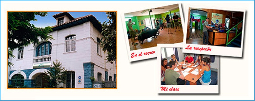 ecole immersion espagnole - satiago au Chili